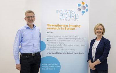 Euro-BioImaging Industry Board votes in its new Chair and Vice-Chair