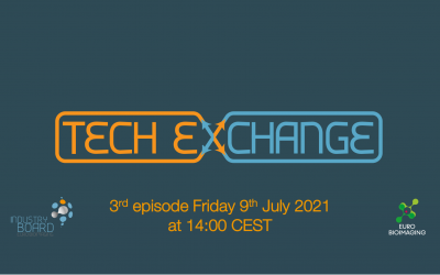 Tech Exchange Episode #3  – July 9, 2021 at 2pm CEST