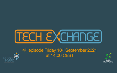 Tech Exchange Episode #4  – September 10, 2021 at 2pm CEST