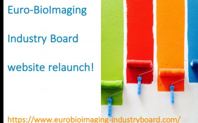 Euro-BioImaging website relaunch