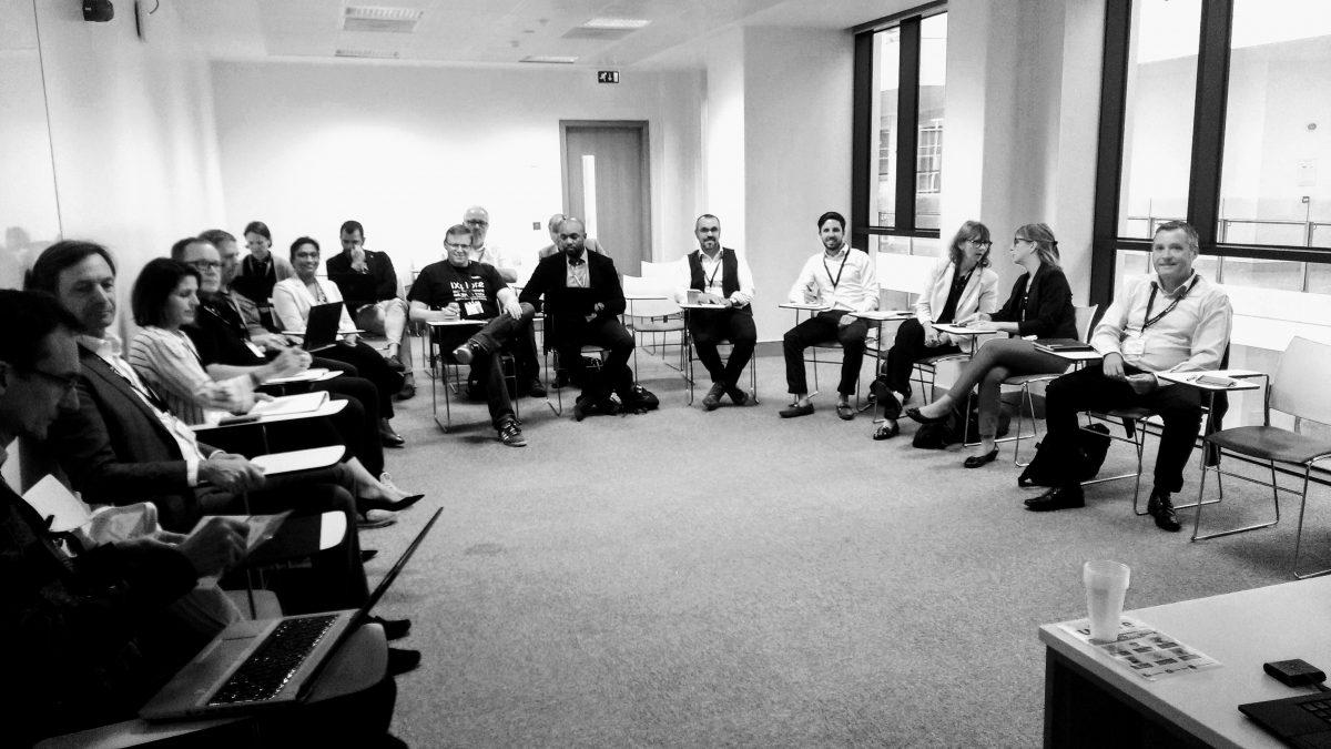 Meetings of the full Euro-BioImaging Industry Board